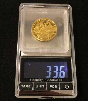 プルーフ金貨